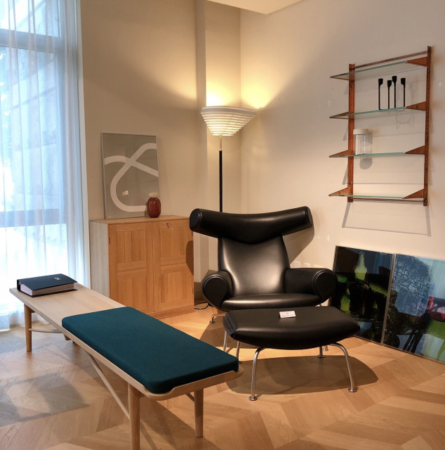Alvar Aalto(알바 알토)가 디자인한 아르텍 사의 A805