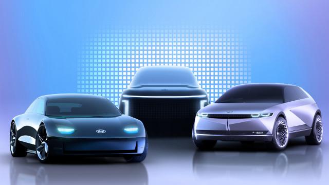 현대자동차가 전기차 전용 브랜드 아이오닉을 론칭한다