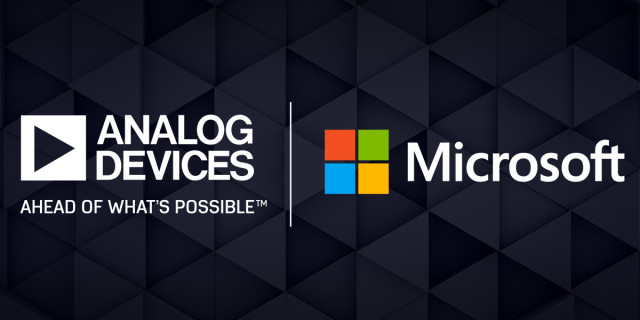 ADI-Microsoft 로고