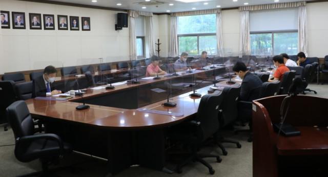 충남연구원이 실시한 2020년 제4회 CNI-Leaders' Study Club