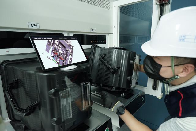 삼성SDS가 Nexplant 3D eXcellence를 출시했다