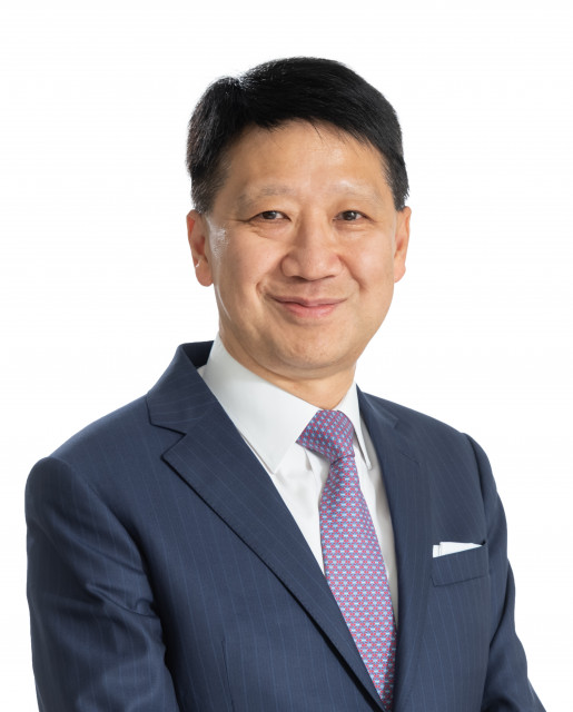 Dr YK Pang, Chairman of the Hong Kong Tourism Board