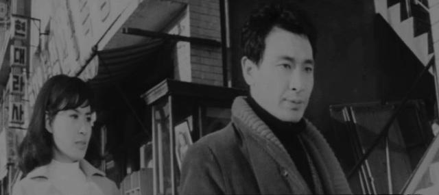 최하원 감독의 영화 '나무들 비탈에 서다' 스틸컷