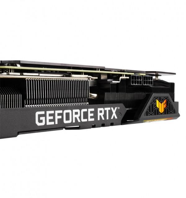 ASUS TUF Gaming GeForce RTX 3080 O10G image6 W