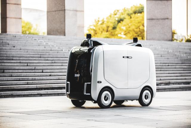 Alibaba Cloud unveiled autonomous logistics robot for last-mile deliveries
