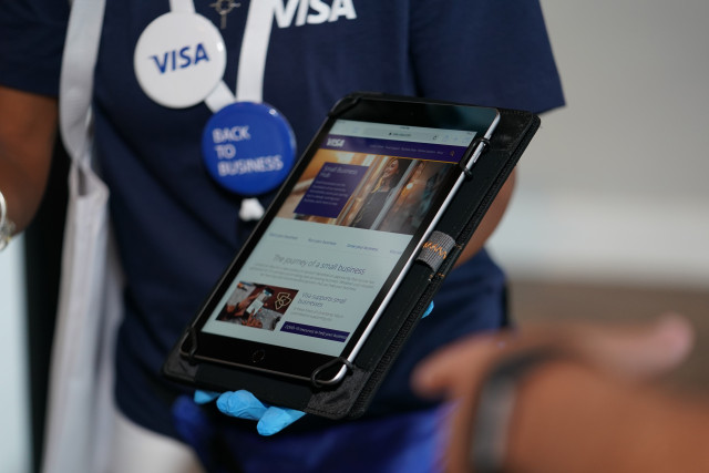 Visa's Back to Business Study found that more than a quarter (26%) of small businesses are digitizin...