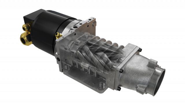 이즌의 TVS 기술은 정확하고 빠른 공기 제어를 제공하여 신속한 연료 전지 전압 제어를 가능하게 해준다