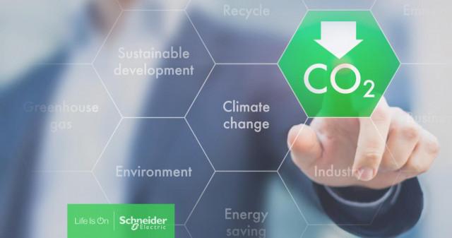 슈나이더 일렉트릭이 RE100 리더십 어워드서 청정에너지 선도 기업으로 선정됐다