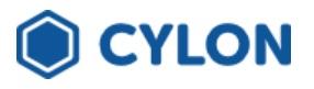 스타트업 액셀러레이터 CYLON 로고