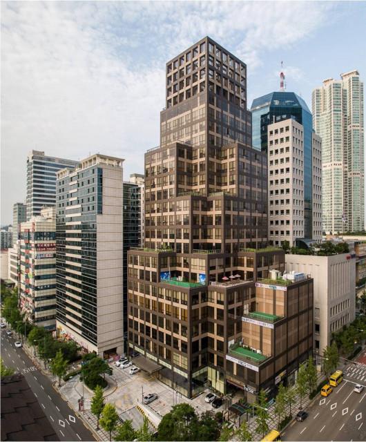한국예술문화단체총연합회 건물