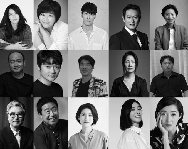 언도큐멘타: 한국연극 다시 써라 출연진