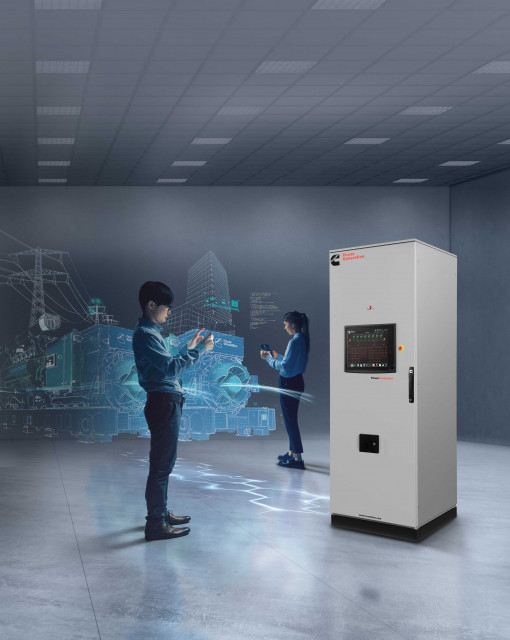 커민스가 토탈 시스템 컨트롤을 위한 디지털 마스터 컨트롤 신제품을 출시했다