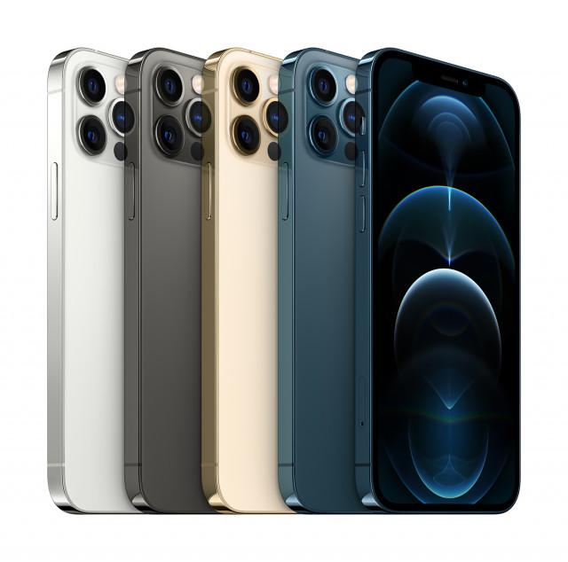 SK텔레콤이 아이폰12, 아이폰12프로 예약 판매를 개시한다