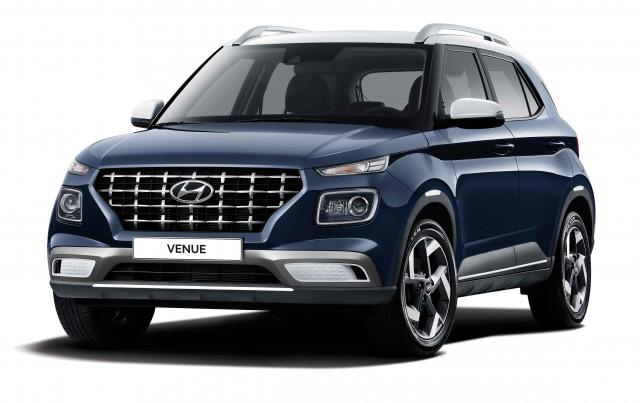 현대자동차가 2021 베뉴를 출시했다