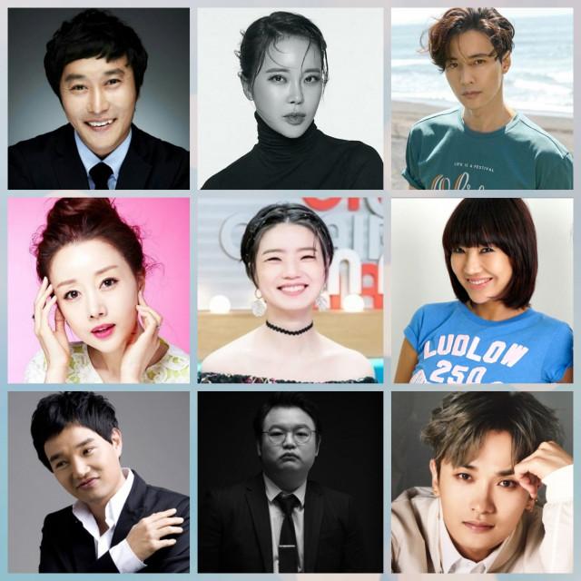 백제예술대 방송연예과 출신 스타들