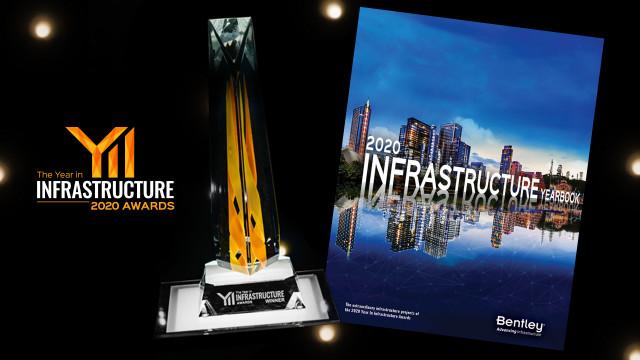 Semua pemenang Penghargaan Infrastruktur Tahun 2020, finalis, dan nominasi akan dianugerahi Penghargaan Infrastruktur Tahun 2020 ...