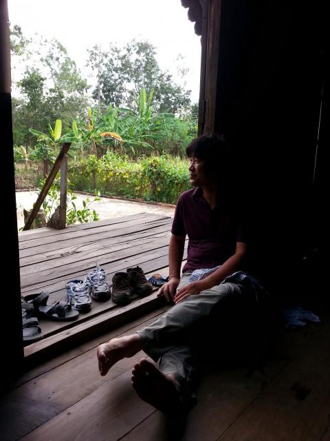 베트남에서 소설가 방현석