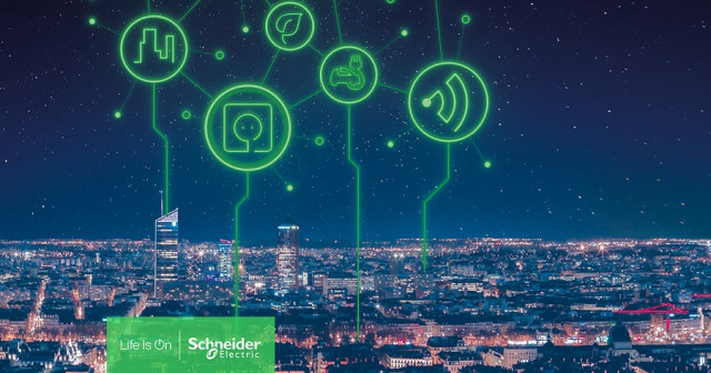 Schneider Electric expanded the operations of energy and sustainability services in East Asia and Ja...