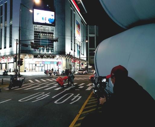 한국진로교육원 마케팅취업실무과정 참가자들이 기업 마케팅 콘텐츠를 제작하고 있다