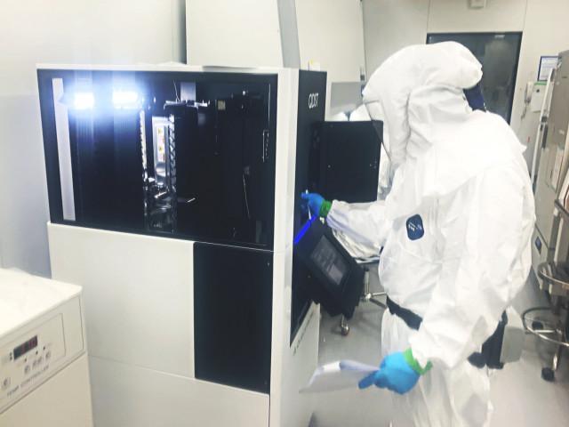 퀀타매트릭스의 항결핵제 감수성 검사 장비 QDST