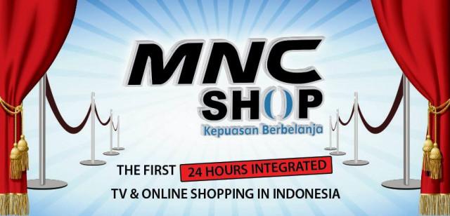 인도네시아 최대의 홈쇼핑 MNC SHOP