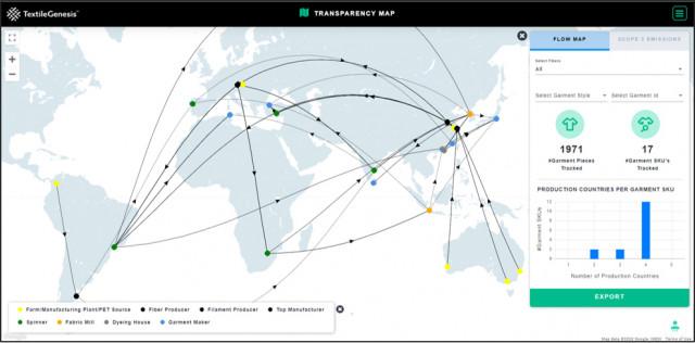 투명성 맵(Transparency Map)