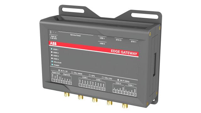 산업용 에지 게이트웨이 ABB Ability™ Edge Industrial gateway(에지 인더스트리얼 게이트웨이)