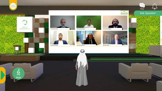 WETEX·두바이태양광전시회가 가상 전시회로 개최된 가운데 역대 가장 많은 방문객이 찾았다