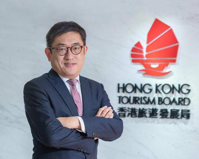 Mr Dane Cheng, Executive Director of the Hong Kong Tourism Board