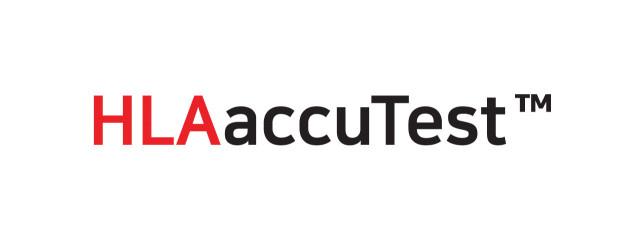 HLAaccuTest 로고