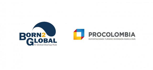 본투글로벌센터, 프로콜롬비아 로고