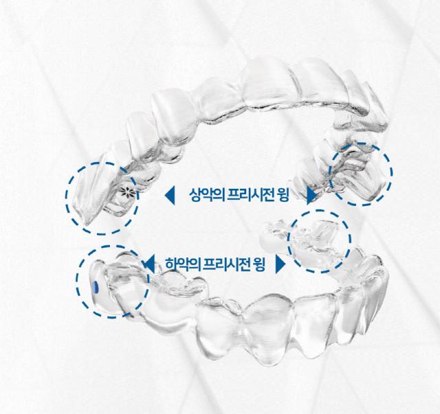 인비절라인이 'MA(Mandibular Advancement, 맨디뷸러 어드밴스먼트)'를 출시했다