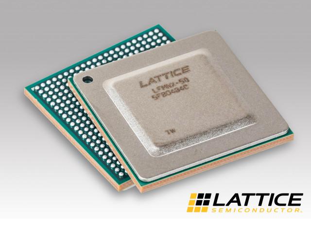 래티스 반도체(Lattice Semiconductor)의 Mach-NX chip