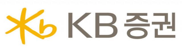 KB증권 로고