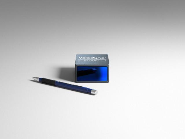 벨로다인의 가장 작은 센서인 벨라비트는 3D 라이다 인식에 새로운 차원의 융통성과 경제성을 제공한다