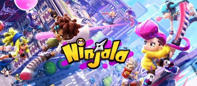 닌텐도 스위치용 닌자 껌 액션 게임 'Ninjala'가 '퍼즐앤드래곤'과 컬래버레이션을 진행한다