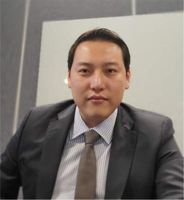 디원 비전 매니지먼트 설립자 겸 CEO 데이비드 유