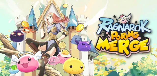 A new idle casual RPG Ragnarok: Poring Merge Gravity launched in Brazil
