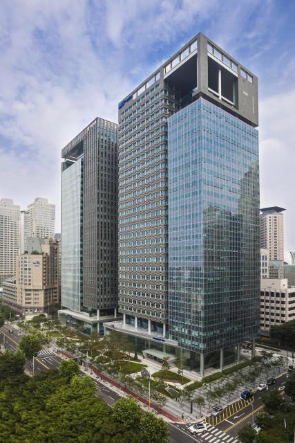 삼성SDS Campus 전경
