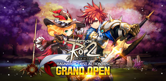 Gravity Neocyon officially launched its new RPG Action RO2: Spear of Odin in Indonesia, the Philippi...