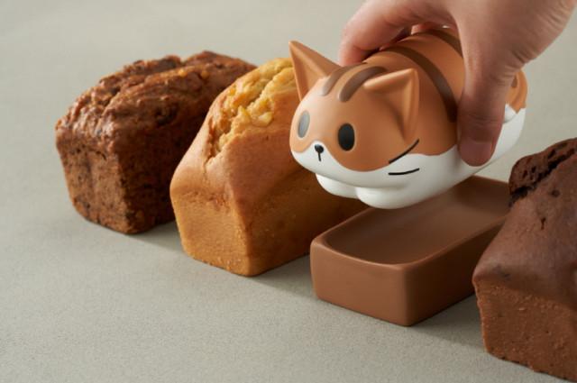 레몬치즈 파운드케이크, 코코아 파운드케이크, 당근생강 파운드케이크