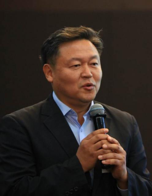 누비콤 CEO 신동만 사장