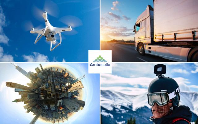 Ambarella today unveiled the CV5 AI vision CVflow® 5 nm processor for single 8K and multi-imager AI ...