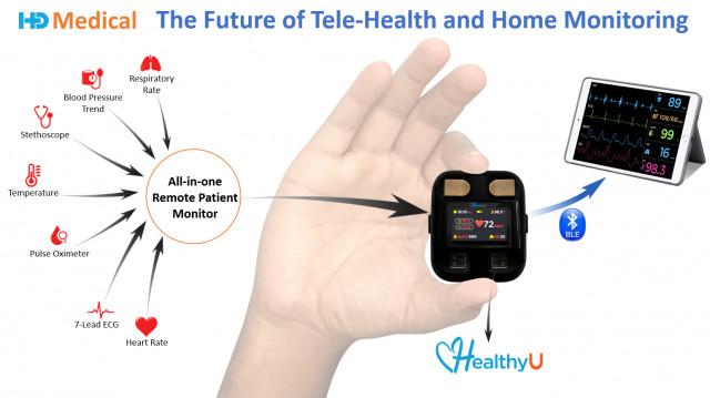 헬시유는 세계 최초의 원격 의료 및 건강 관리를 위한 지능형 올인원 원격 환자 모니터이다. HD 메디컬의 헬시유는 팬데믹 기간과 그 이후의 원격 원격 의료, 심장 관리 및 웰빙의 ...