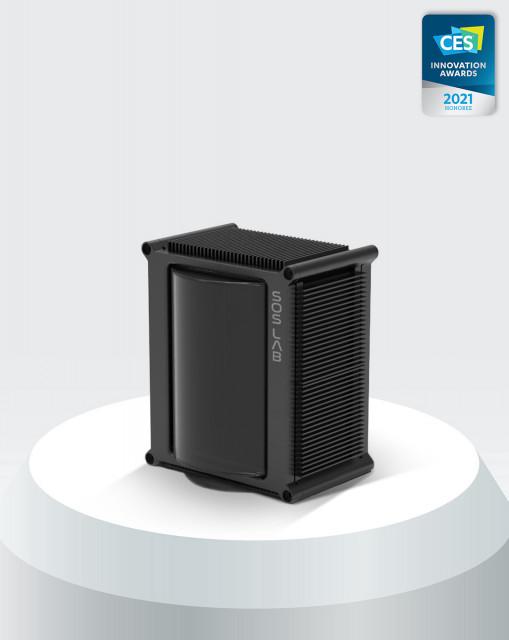 Professional LiDAR Sensor provider SOSLAB won the CES 2021 Innovation Awards for its Solid-state LiD...