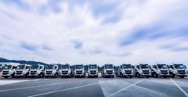 Trunk.Tech는 벨로다인 라이다 센서가 장착된 자율주행 차량 기술이 트럭 운송에 얼마나 큰 효율성과 안전성을 가져다 주는지 보여줌으로써 업계를 선도하고 있다