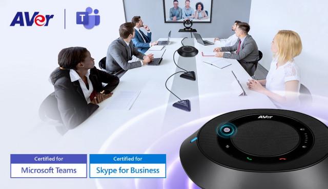 AVer Information의 한국 총판을 담당하는 한성SMB솔루션은 VC520 Pro 엔터프라이즈급 비디오 콘퍼런스 솔루션이 Microsoft Teams용으로 공식 인증을 받았...