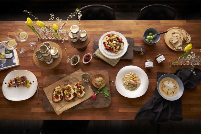 세계 3대 진미 중 하나인 푸아그라 스프레드를 다양한 요리에 활용해 즐길 수 있는 화이트엔젤스 푸아그라 스프레드