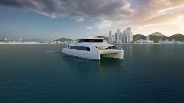 ABB는 부산항만공사의 국내 최초 배터리 전기 추진 여객선에 대한 전력 및 추진 솔루션 공급 계약을 해민중공업과 체결했다