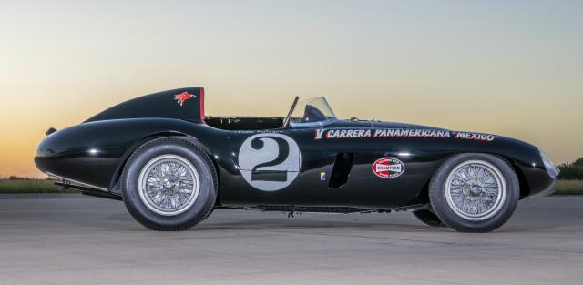 1954년형 페라리 750 몬자가 2020 페닌슐라 클래식 베스트 오브 더 베스트 어워드서 우승을 차지했다